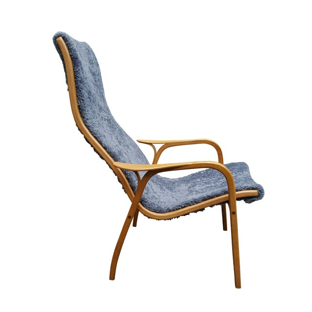 Swedese Swedish Lamino Lounge Chair - Image 3 of 7