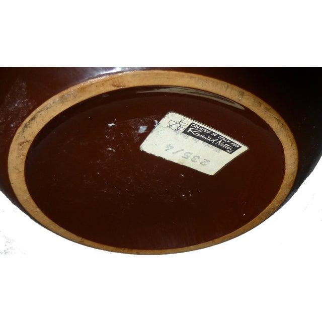 Rosenthal Netter Italian Pottery Vase - Image 5 of 6