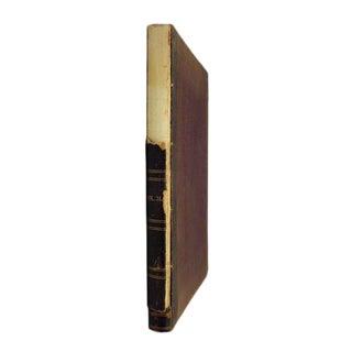 Worn Antique Scientific American Book For Sale