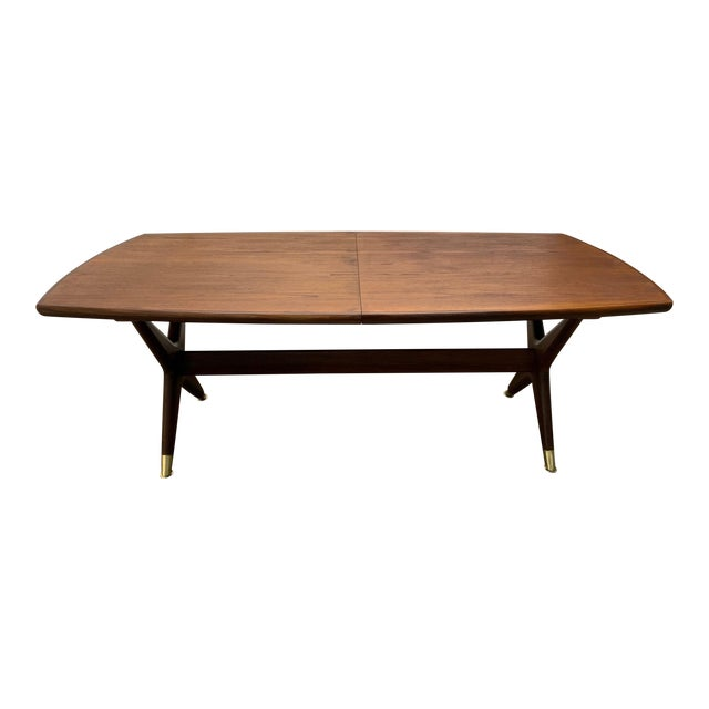 "Fredrik Kayser ""Captains"" Dining Table For Sale"