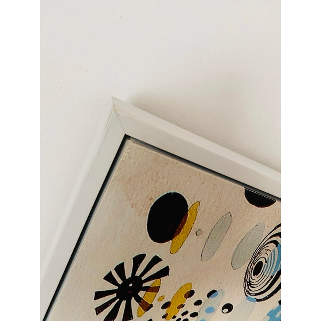 Canvas Last Markdown: Tulipiere 220 Framed Fine Art Giclee on Canvas For Sale - Image 7 of 9