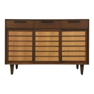 1950s Edward Wormley for Dunbar Credenza/ Sideboard For Sale