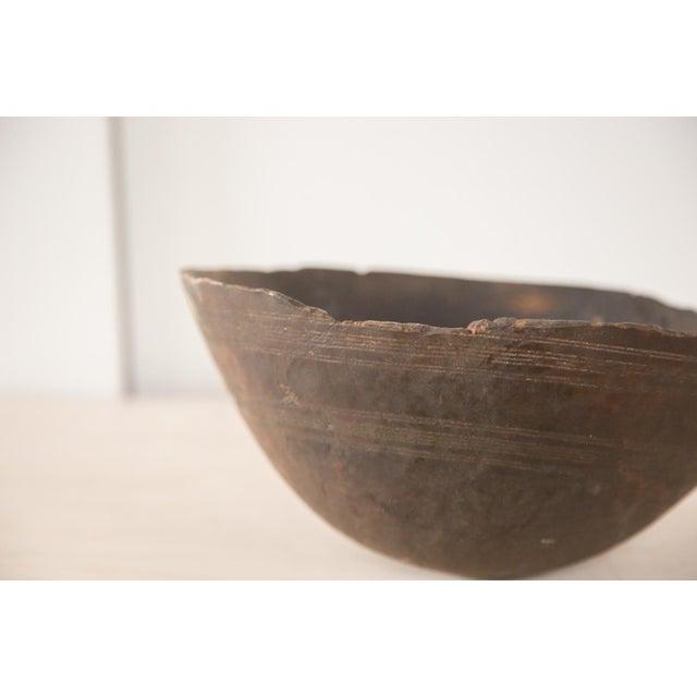 Vintage Wooden African Bowl - Image 3 of 7