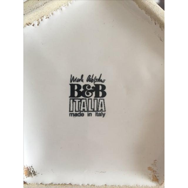 B&B Italia Gold Joker Vase - Image 5 of 5