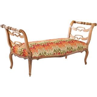 Louis XV Italian Fainting Couch