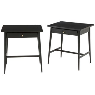 Paul McCobb Planner Group Nightstands - a Pair For Sale