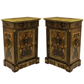 18th Century Louis XVI Cabinets - a Pair