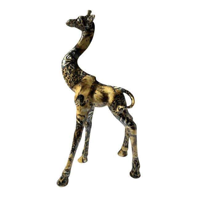 Art Deco Giraffe For Sale