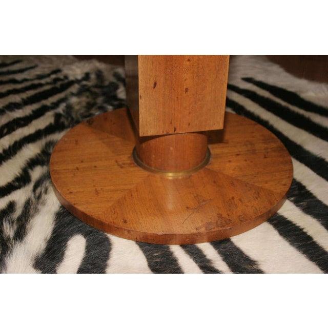 Jules Leleu Fine Art Deco Coffee Table by Jules Leleu For Sale - Image 4 of 7