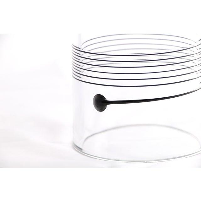 Bertil Vallien for Boda Signed Spin Vase - Image 3 of 7