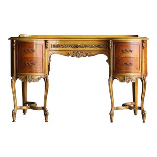 Antique French Provincial Writing Desk For Sale