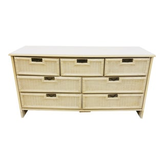 Vintage Hollywood Regency Style Dresser For Sale