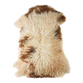 """Contemporary Natural Sheepskin Pelt Rug - 2'2""""x3'5"""" For Sale"""