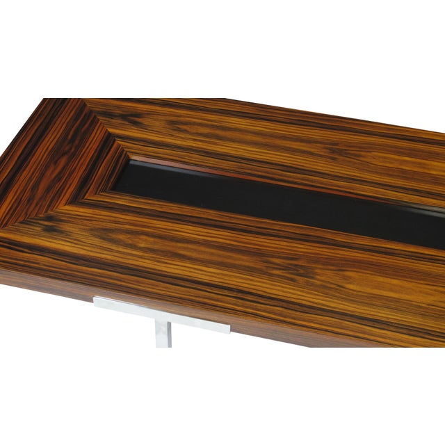 Santos Rosewood Coffee Table For Sale - Image 10 of 11