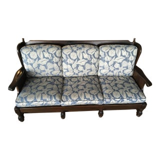 Vintage Ethan Allen Couch Old Tavern