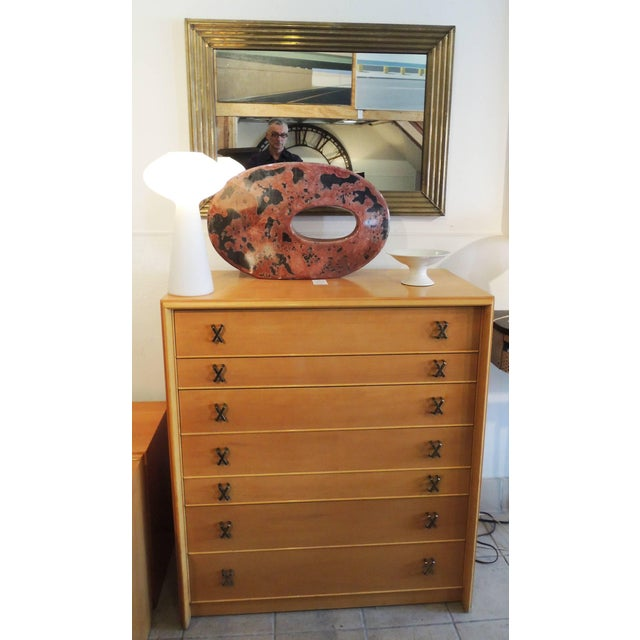 1950s Paul Frankl Chest of Drawers For Sale - Image 5 of 6