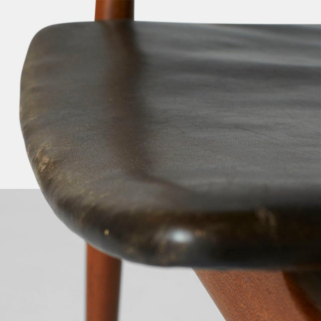 Tove & Edvard Kindt-Larsen Guest Chair For Sale In San Francisco - Image 6 of 8