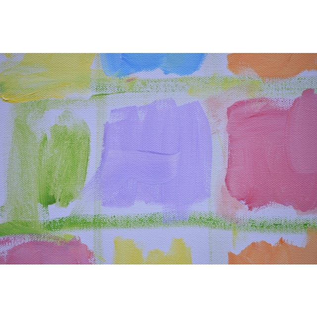 "Modern Abstract Contemporary Painting, ""Spring Equinox"", by Stephen Remick For Sale In Providence - Image 6 of 12"