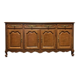 KINDEL Borghese Cheateau Cherry French Country Sideboard / Credenza