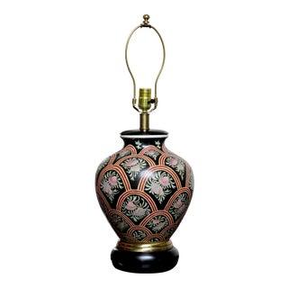 Frederick Cooper Art Deco Nouveau Urn Table Lamp For Sale