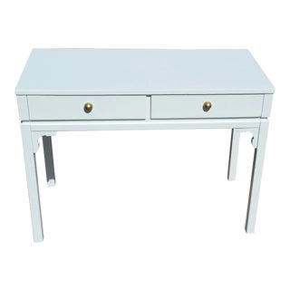 Refinished Mid-Century Kent Coffee Desk For Sale