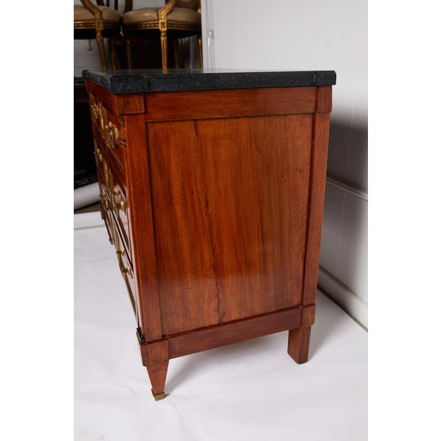 19th Century French Louis XVI Style Commode For Sale - Image 11 of 13