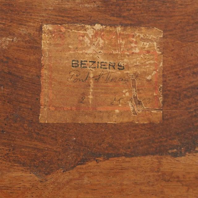 Jean Touret Dining Table for Atelier Marolles For Sale In San Francisco - Image 6 of 7