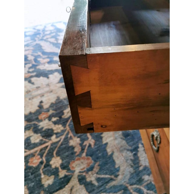 French Walnut Chest of Drawers For Sale - Image 9 of 13