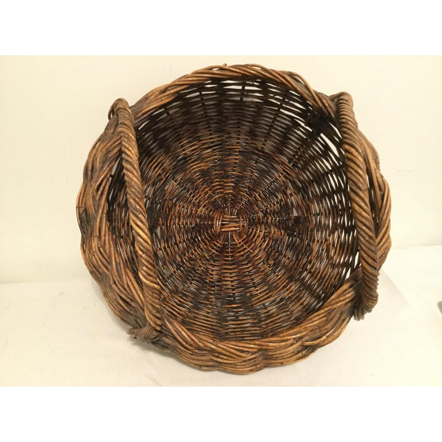 Brown Decorative Basket For Sale In Columbia, SC - Image 6 of 8