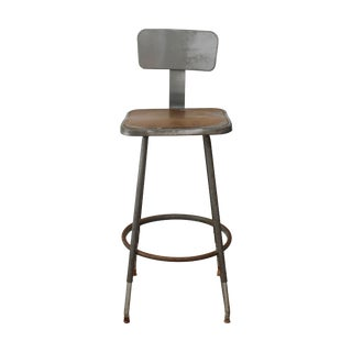 Royal Metal Industrial Stool