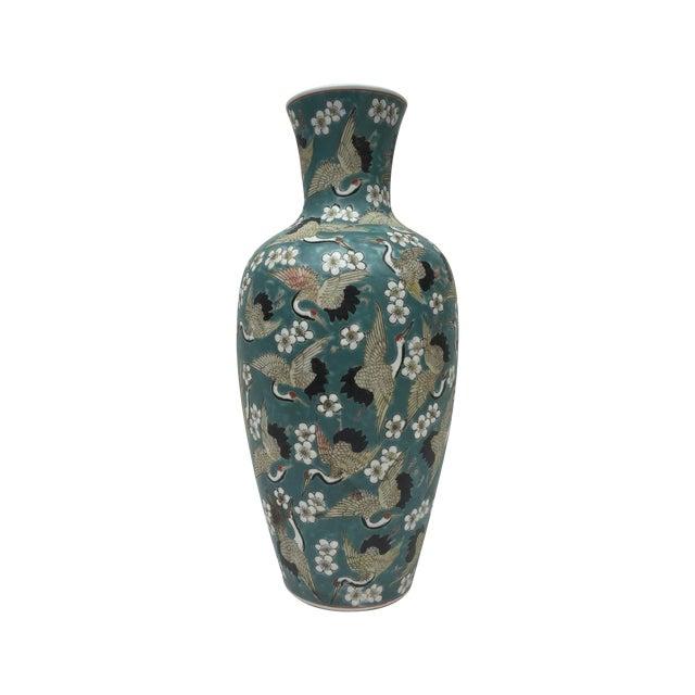 Thousand Crane Vase Vase And Cellar Image Avorcor