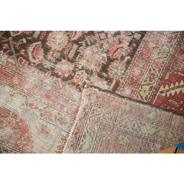 """Antique Distressed Karabagh Rug Runner - 5'4"""" X 13' For Sale - Image 11 of 13"""