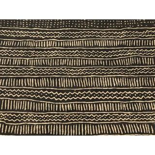 """1950s Vintage Bogolanfini """"Mudcloth"""" Textile For Sale"""