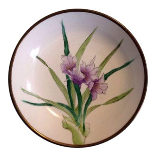 Decorative Hand Painted Plate
