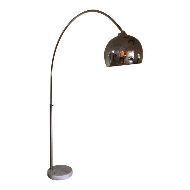 Arco Chrome Floor Lamp - Image 1 of 4