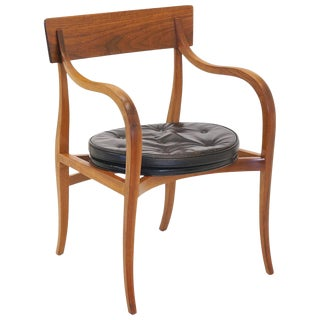Completely Original Alexandria Chair Designed by Edward Wormley for Dunbar For Sale