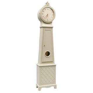 Swedish Mora Grandfather Clock For Sale