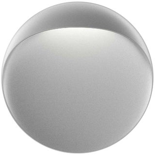 Modern Louis Poulsen 'Flindt' Aluminum Gray Wall Light For Sale