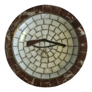 Musket Mosaic Catchall Dish For Sale