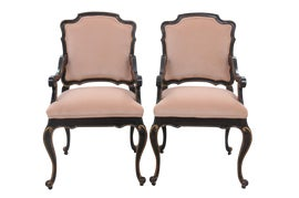 Image of Blush Accent Chairs
