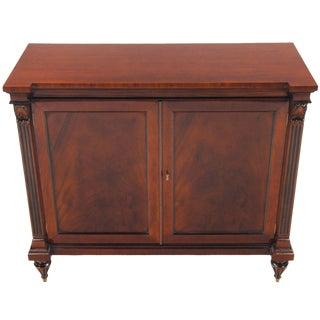 Niagara Furniture Mahogany Penhurst Server Cabinet For Sale