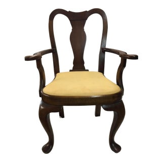 Madison Square Child's Chair Chippendale Style For Sale