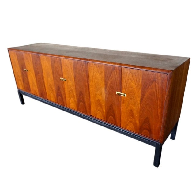 Solid Walnut Buffet - Image 1 of 5