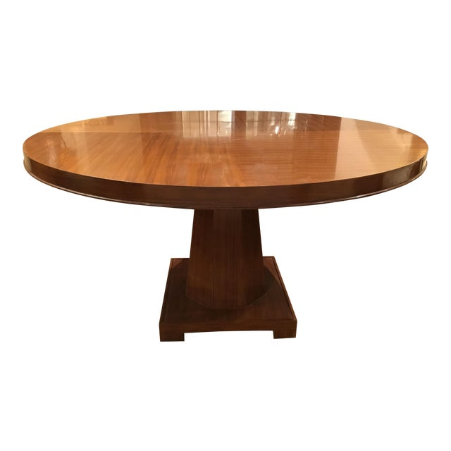 Barbara Barry for Henredon Modern Ascot Dining Table For Sale