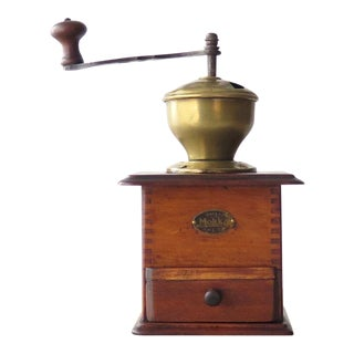Antique Coffee Mill For Sale