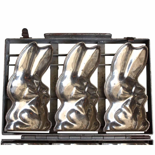 Easter Bunny Chocolate Mold, Set For Sale In San Francisco - Image 6 of 6