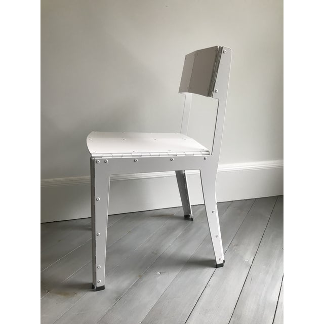Folding Stitch Chair - 2 Available For Sale In New York - Image 6 of 8