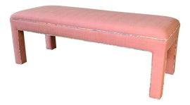 Image of Art Deco Benches