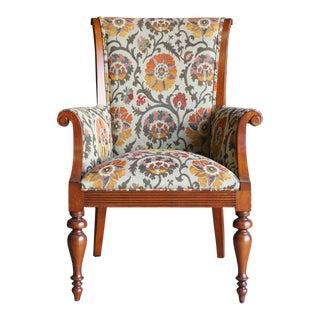 Ethan Allen Ashford Armchair For Sale