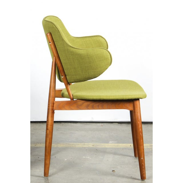 "Danish Modern ""Penguin"" Chair - Image 4 of 4"